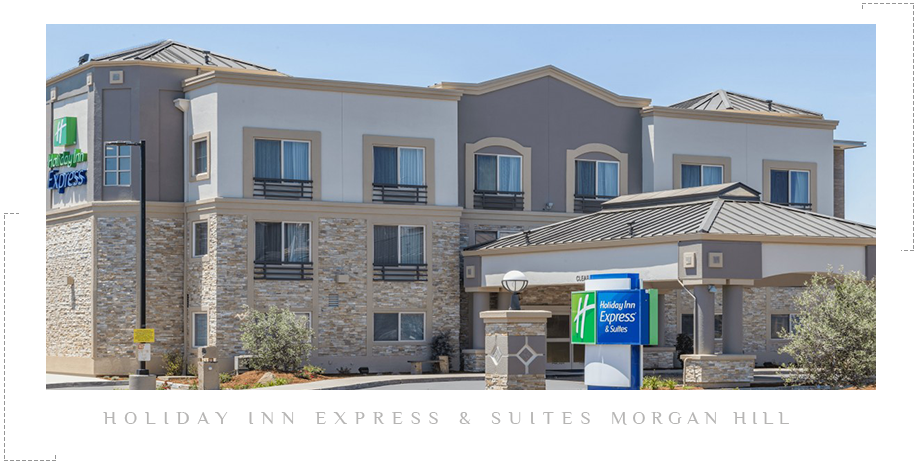 Welcome to Holiday Inn Express & Suites Morgan Hill  >