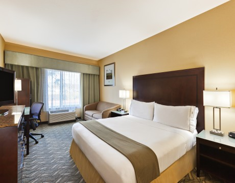 Holiday Inn Express and Suites MH - Guest Rooms